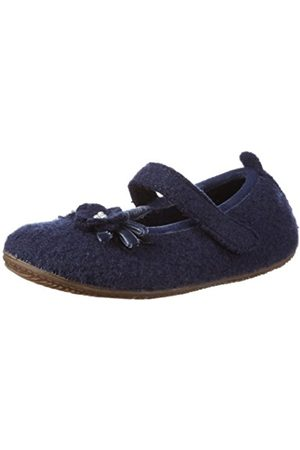 Girls Slippers - Living Kitzbühel Girls' Ballerrina Blume & Perle Slippers