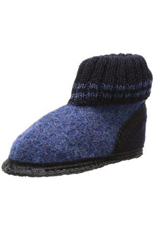Boys Slippers - ?tzi blau High Unisex-Child Blue Size: 36