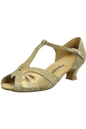 Women Shoes - Damen Tanzschuhe 019-011-311, Women's Ballroom Dance Shoes