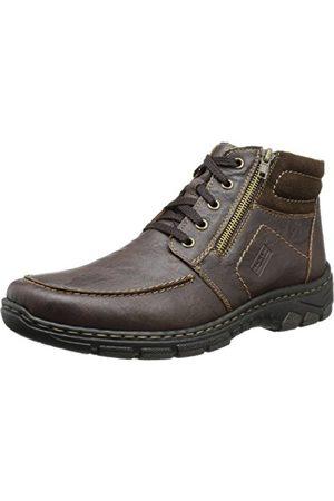 Men Boots - Rieker 39934, Men's Ankle Boots