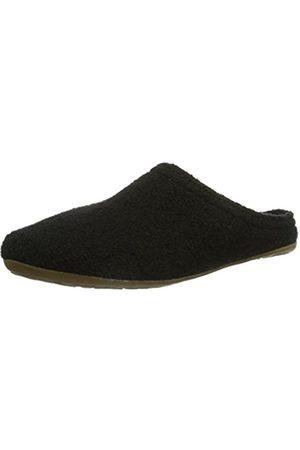 Women Slippers - Haflinger Everest Classic (schwarz) Schwarz (schwarz / 03) Size: 40 EU (7 Damen UK)