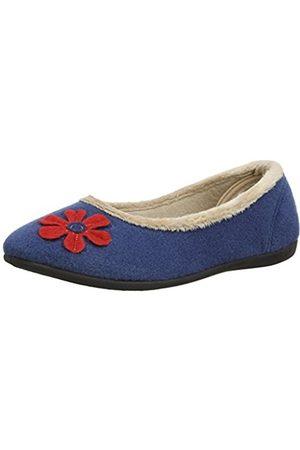 Women Slippers - Padders Womens Happy Slippers 464/54 3 UK