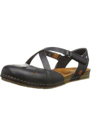 Women Sandals - Art Creta Enclosed Toe With Detail, Girls' Sandals