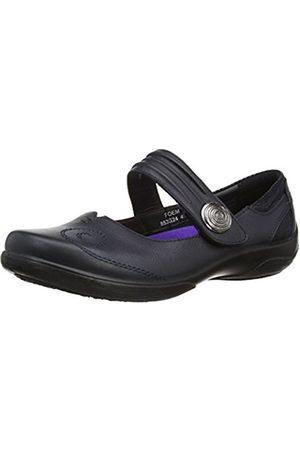 Women Flat Shoes - Padders Womens Poem Mary Jane Flats 853/24 5 UK