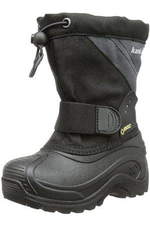 Snow Boots - Kamik Unisex - Child SnowtraxG Snow Boots Schwarz ( BLK) Size: 28