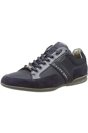 Men Trainers - HUGO BOSS Men's Spacit 10167195 01 Low-Top Sneakers Size: 41 EU (7 UK)