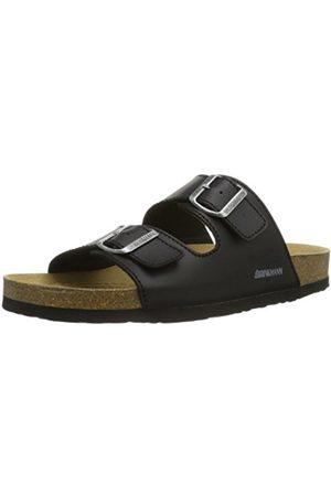 Men Sandals - Mens 600303 Mules Size: 41 EU (7.5 Herren UK)