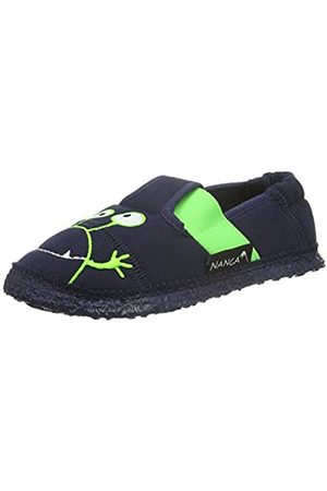 Boys Slippers - Boys Moonstar Low Blau (Dunkelblau 32) Size: 30 (EU)