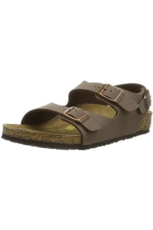 Girls Sandals - Birkenstock Unisex-Child Roma Birko Flor Fashion Sandals 233073 ( ) 8 UK