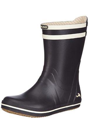 Boots - Viking Unisex - Adult Matros Schlupfstiefel Blau (navy/multi 520) Size: 40