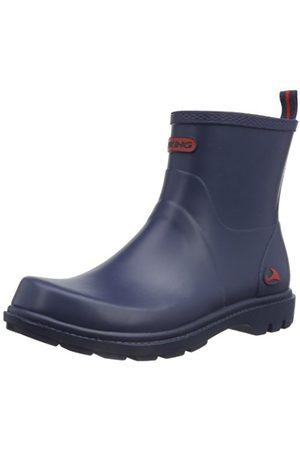 Women Boots - Viking Womens Noble Schlupfstiefel Blau (5) Size: 38 EU (5 Damen UK)