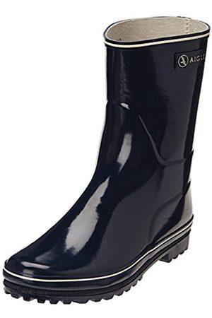 Women Boots - Aigle Venise Bottil, Women's Warm Lining Mid-Calf Boots