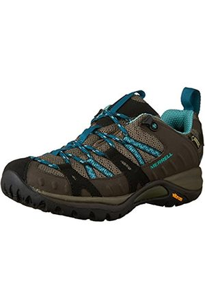 Women Shoes - Merrell Siren Sport, Women's Lace-Up Hiking Shoes - Espresso/Mineral