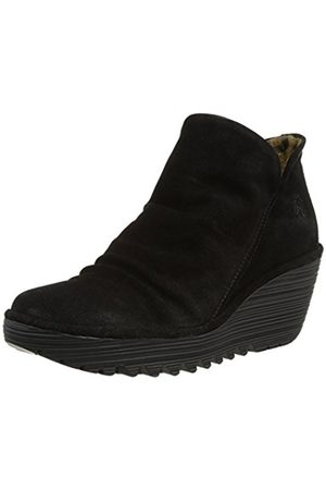 Women Ankle Boots - Fly London Yip Oil Suede, Women's Boots