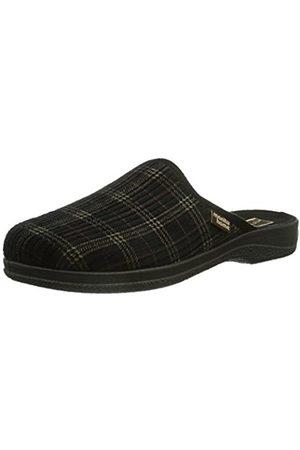 Men Slippers - Manitu Home 220188, Mens Slippers