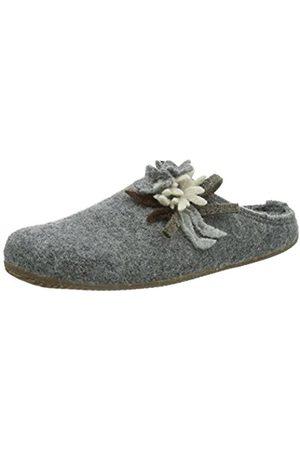 Women Slippers - Living Kitzbühel Pantoffel Edelweiß Mit Fußbett, Women's Slippers