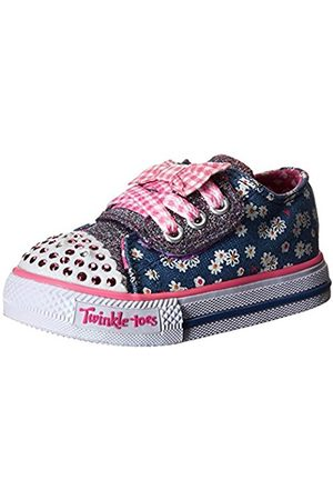 Girls Trainers - Skechers Shuffles daisy Dotty, Girls' Low-Top Sneakers