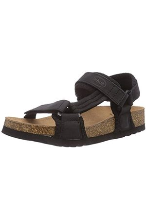Sandals - Scholl New Track , Unisex Adults' Wedge Heels Sandals