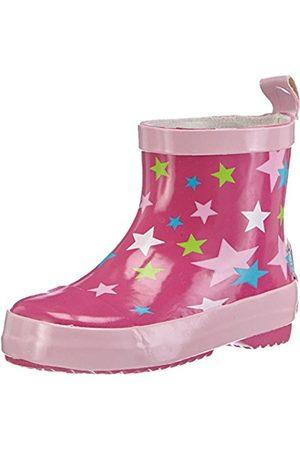 Wellingtons - Playshoes Unisex-ChildRubberBootsShortStars