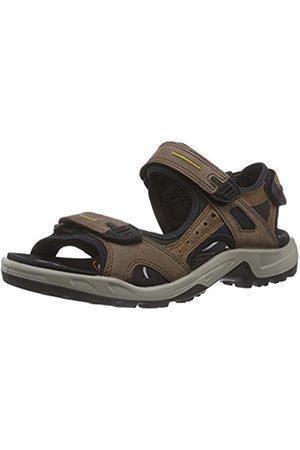 Men Shoes - Ecco Offroad, Men's Athletic & Outdoor Sandals, (espresso/cocoa / )