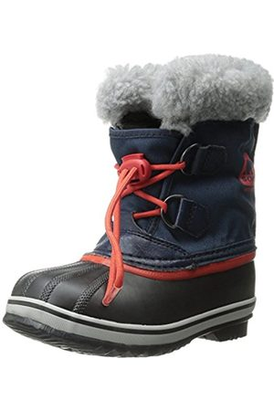Snow Boots - sorel Childrens Yoot Pac Nylon, Unisex Kids Snow Boots, (Collegiate Navy/Sail 464)
