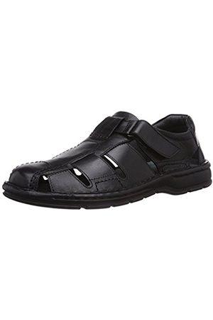 Men Sandals - Comfortabel Men's 620190 Closed Sandals Size: 10 UK
