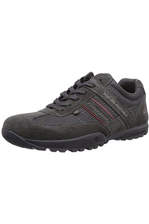 Men Trainers - Dockers by Gerli 36ht001-204230, Men's Oxford, (Asphalt 230)