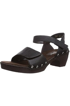 66863, Womens Closed Toe Sandals Rieker