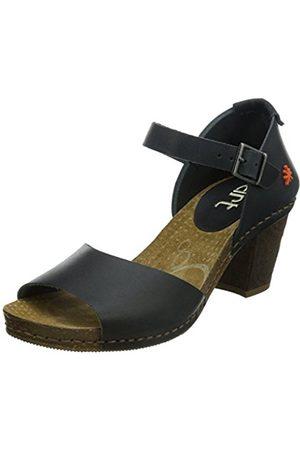 Women Heels - Art I Meet, Women's Ankle-Strap Pumps