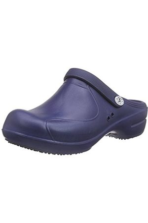 Women Clogs - Sanita Women's Aero-Stride Clogs, -Blau (Navy 29)