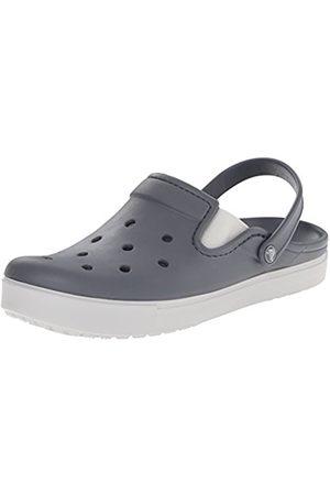 Clogs - Crocs Citilane Unisex-Adults' Clogs - Charcoal/Pearl