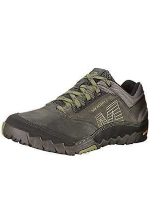 Men Shoes - Merrell Annex, Men's Lace-Up Trekking and Hiking Shoes - Brown (Castle Rock/Calliste )