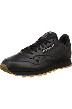 Men Shoes - Reebok Classic Leather, Men's Training Running Shoes, ( /Gum 2)