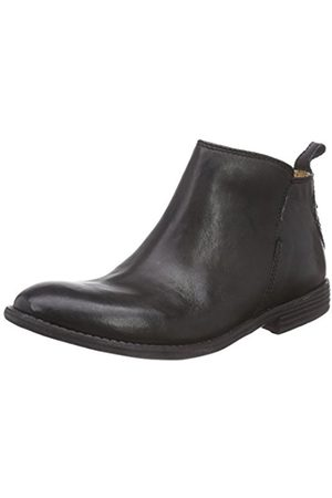 Women Ankle Boots - Hudson Revelin Calf, Women's Cold Lining Ankle Boots