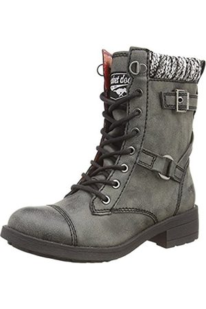 Women Ankle Boots - Rocket Dog Thunder, Women's Combat Boots, (Galaxy/Blankie )