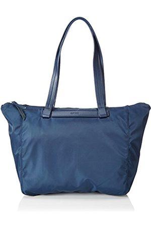 Women Shopper & Tote Bags - Bree Barcelona Nylon 9, Navy, Zip Tote, Women's Bag