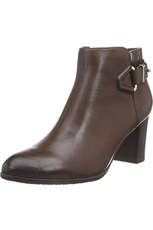 Women Ankle Boots - 25319, Women's Cold lined classic boots short length
