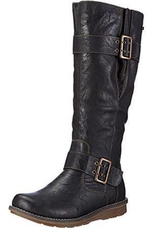 Women Boots - Remonte Dorndorf Women's R1073 Boots Schwarz (asphalt / 02) 3.5