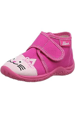 Girls Slippers - Girls' Cat Cold lined low house shoes Size: 5.5 Child UK