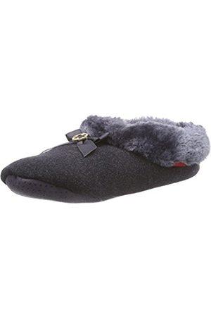 Women Flip Flops - flip*flop Women's couchy Slippers Gray Grau (017) 6.5