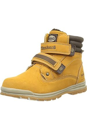 Boots - Dockers by Gerli 37wa712-630, Unisex Kids' Combat Boots