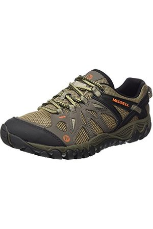 Men Shoes - Merrell Men All Out Blaze Aero Sport Low Rise Hiking Shoes