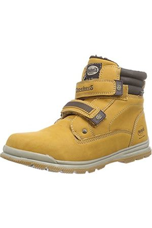 Boots - Dockers by Gerli 37wa712-630, Unisex Kids' Combat Boots