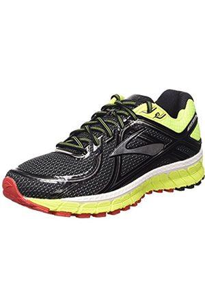 Men Shoes - Adrenaline Gts 16 - 110212 1D 081, Men's Running Shoes, ( /Nightlife/Red 081)