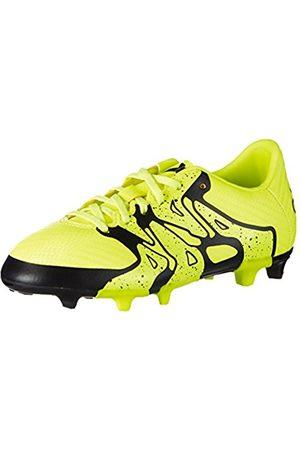 super popular a1627 dd2b5 adidas Boys  X15.3 FG AG Football Boots, Gelb (Solar Core