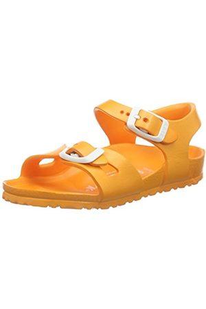 Sandals - Birkenstock Unisex Kids' Rio EVA Open Toe Sandals Size: 1 UK (32 EU)