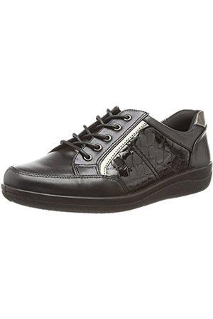 Women Flat Shoes - Padders Atom, Women'S Derby