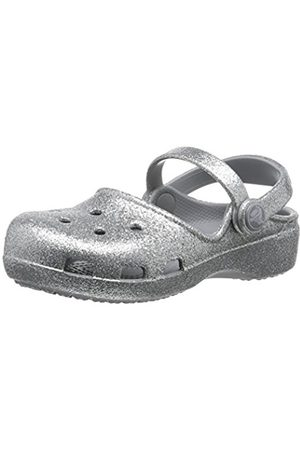 Girls Clogs - Crocs Karin Sparkle Girls' Clogs
