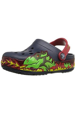 Clogs - Crocs Lights Fire Dragon K Unisex Kids' Clogs