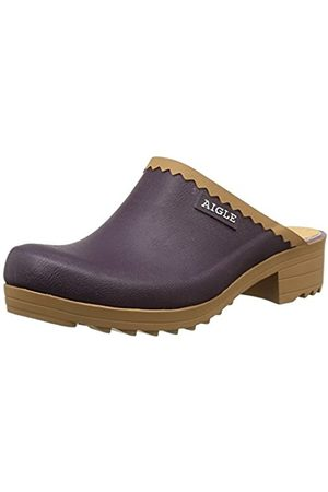 Women Ankle Boots - Aigle Victorine Sabot, Women's Ankle Boots